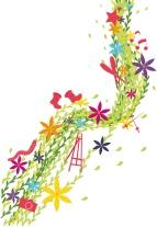 Affiche pour le festival Tous en Jeu ! de l'association Rejouets - numérique